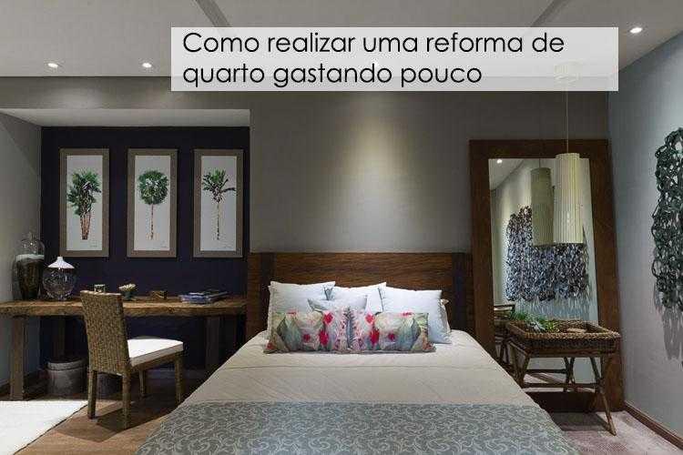 Reforma De Quarto ~ Como realizar uma reforma de quarto gastando pouco Geimper Blog