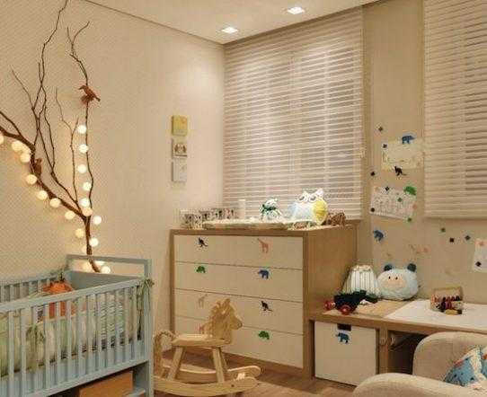 dicas de decoração para o quarto do bebe